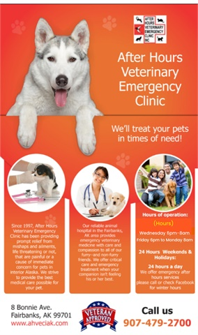 After Hours Veterinary Emergency Clinic Inc