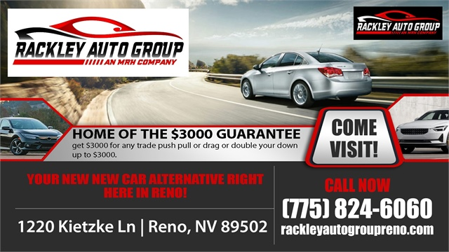 Push Pull Or Drag Trade In >> Rackley Auto Group
