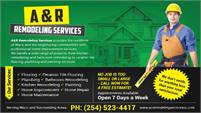 A & R Remodeling Service