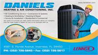 Daniel's Heating & Air Conditioning