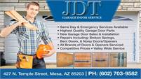 JDT Garage Door Service