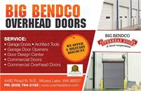 Big Bendco Overhead Doors