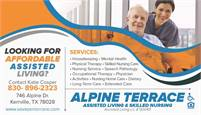 Alpine Terrace Assisted Living & Skilled Nursing