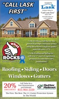 Lask Roofing & Siding, Inc.