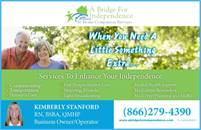 A Bridge For Independence LLC