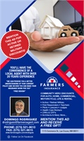Farmers Insurance Domingo Rodrigues Agency