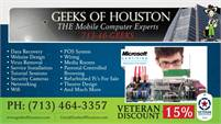 Geeks Of Houston Neuq