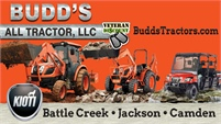 Budd's All Tractor LLC
