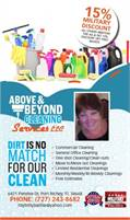 Above & Beyond Cleaning Services, LLC