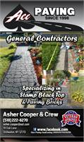 Ace Paving & General Contracting