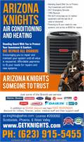 Get Knights A/C and Heat