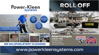 Power-Kleen Systems, LLC - ROLL OFF