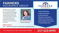 Farmers Insurance Group - Stephanie Dysinger