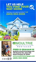 Moultrie Mortgage - Fred Graham