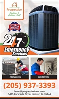 Progressive Heating & Cooling LLC