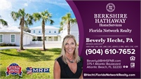 Berkshire Hathaway HomeServices Florida Network Realty - Beverly Hecht