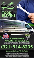 Blevins Mobile Automotive