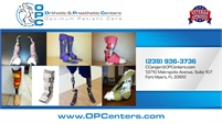 Orthotics Prosthetic Centers