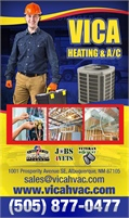 Vica Heating & Air Conditioning LLC