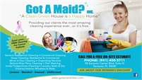 Got A Maid, Inc.
