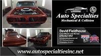 Auto Specialties Mechanical & Collision Inc