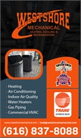 Westshore Mechanical Heating Cooling And Refrigera
