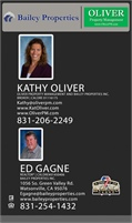 Bailey Properties Inc - Kathy Oliver