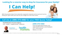 HealthMarkets Insurance - Chad Ware