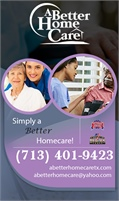 A Better Homecare LLC