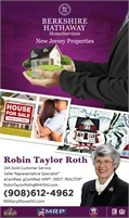 BHHS New Jersey Properties - Robin Taylor Roth