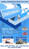 Wable Insurance Services Corp
