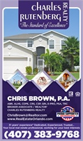 Charles Rutenberg Realty - Chris Brown