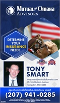 Mutual Of Omaha Advisors - Tony Smart