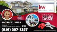 Keller Williams - Rachquel Hills