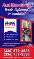 Glass Doctor - Winston-salem