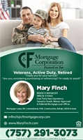 C&f Mortgage Corporation - Mary Rebholz Finch