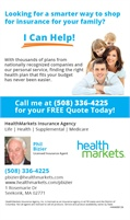 HealthMarkets Insurance - Phil Bizier