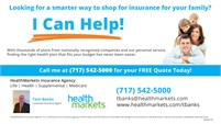 HealthMarkets Insurance - Tom Banks