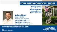 Alaska USA Mortgage Company - Adam Ehret