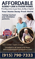 Affordable Elderly Care & Foster Homes