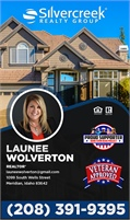 Silvercreek Realty Group - Launee Wolverton