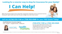 HealthMarkets Insurance - Lauren Taylor