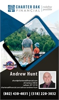 Charter Oak Financial - Andrew  Hunt
