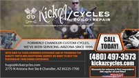 KickAZ Custom Cycles