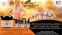 CBD American Shaman of Kingwood