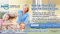 Aqua Plumbing and Air Service, Inc.