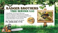 Badger Brothers Tree Service, LLC
