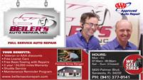 Beiler's Auto Repair, Inc.