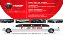 Noble Transportation & Limousine Services