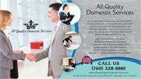 All Quality Domestic Services